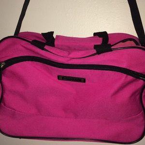 Embark Pink Luggage/Laptop Bag